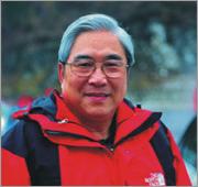 陆地方舟集团首席科学家 郭孔辉